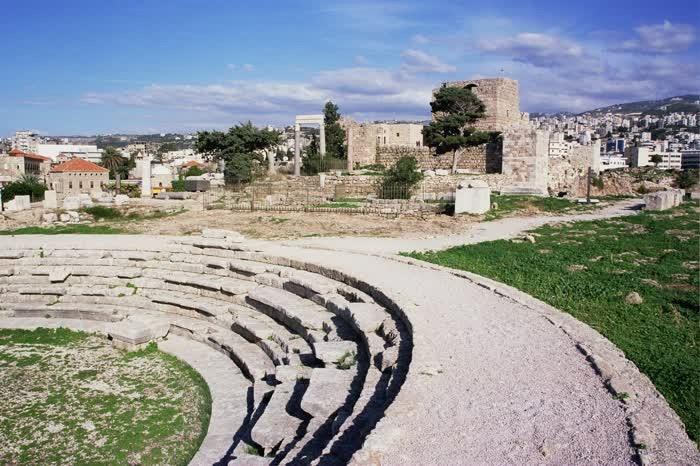 roman theatre photo